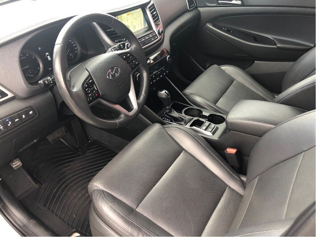 2016 Hyundai Tucson AWD 1.6T Limited in Vancouver, British Columbia - 31 - w1024h768px