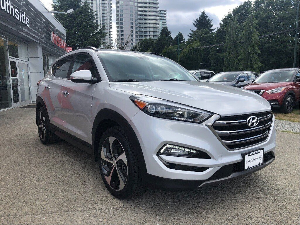 2016 Hyundai Tucson AWD 1.6T Limited in Vancouver, British Columbia - 24 - w1024h768px