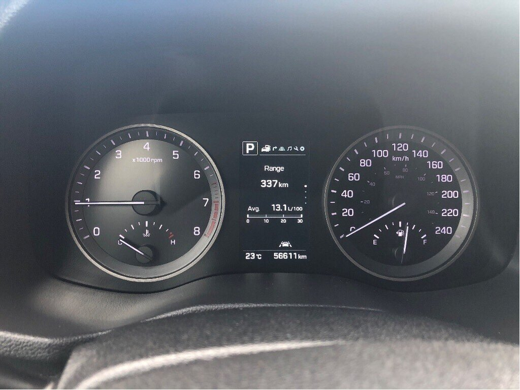 2016 Hyundai Tucson AWD 1.6T Limited in Vancouver, British Columbia - 34 - w1024h768px