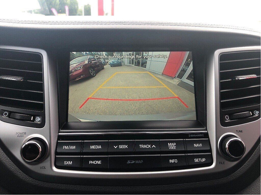 2016 Hyundai Tucson AWD 1.6T Limited in Vancouver, British Columbia - 15 - w1024h768px