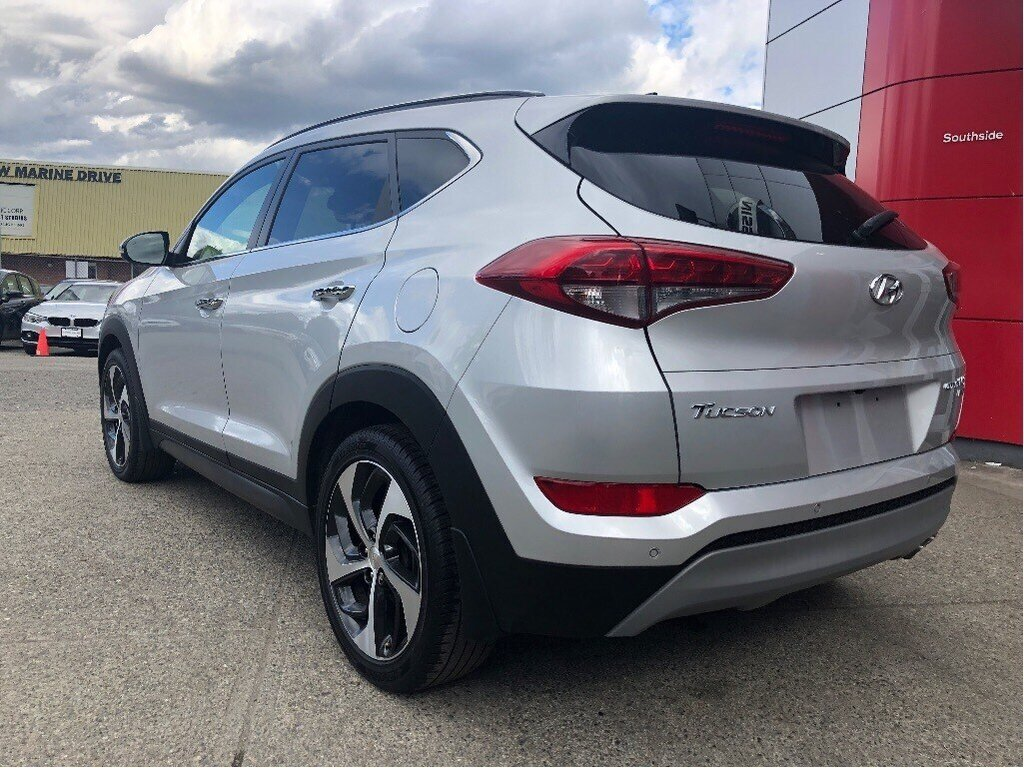 2016 Hyundai Tucson AWD 1.6T Limited in Vancouver, British Columbia - 28 - w1024h768px