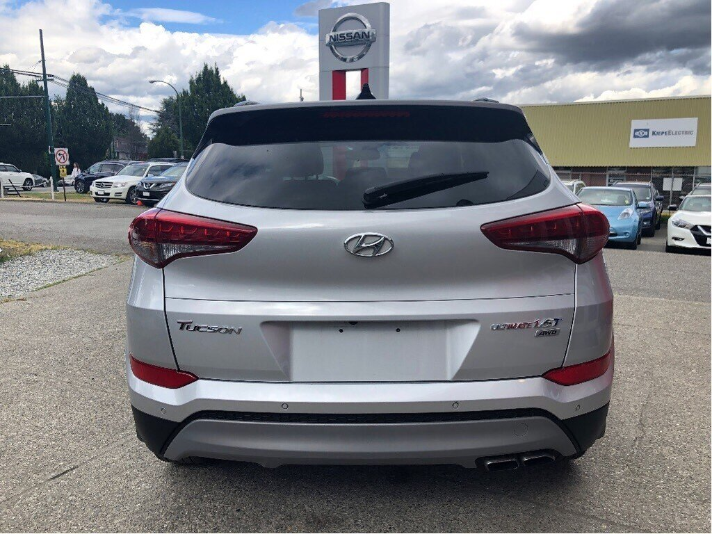 2016 Hyundai Tucson AWD 1.6T Limited in Vancouver, British Columbia - 27 - w1024h768px