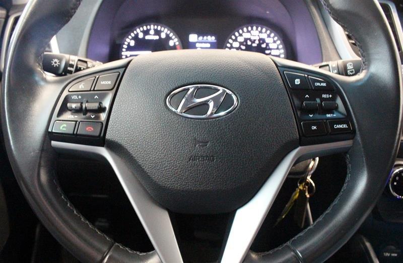 2016 Hyundai Tucson AWD 2.0L Premium in Regina, Saskatchewan - 6 - w1024h768px
