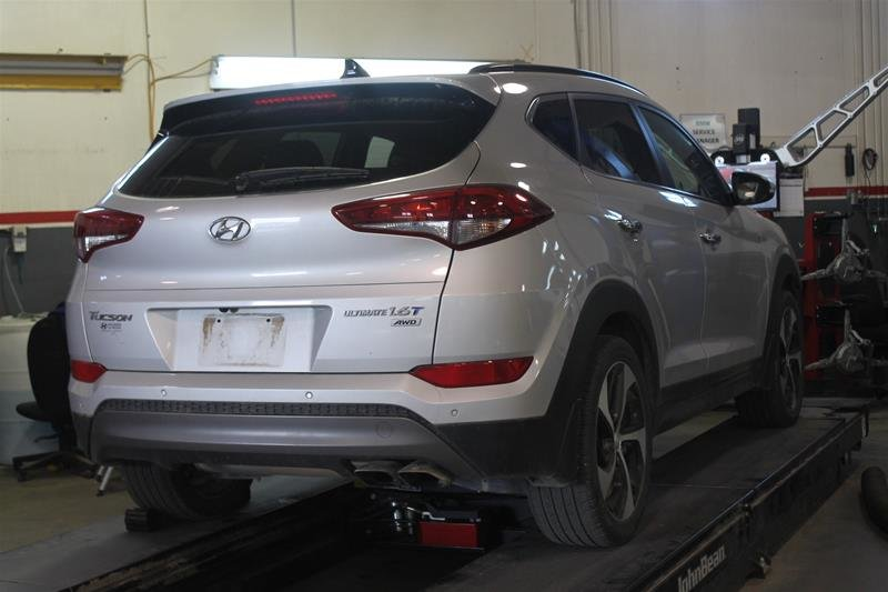 2016 Hyundai Tucson AWD 1.6T Ultimate in Regina, Saskatchewan - 2 - w1024h768px