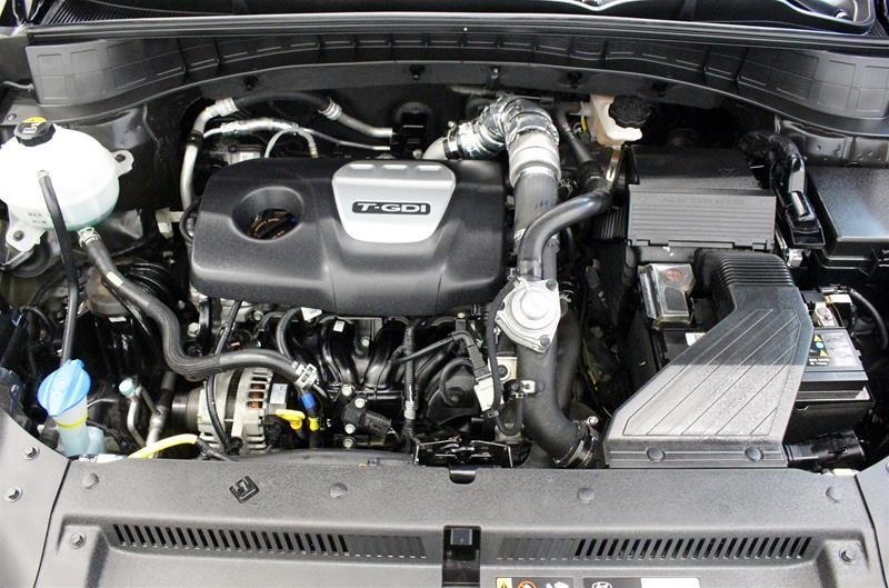 2017 Hyundai Tucson AWD 1.6T Ultimate in Regina, Saskatchewan - 19 - w1024h768px