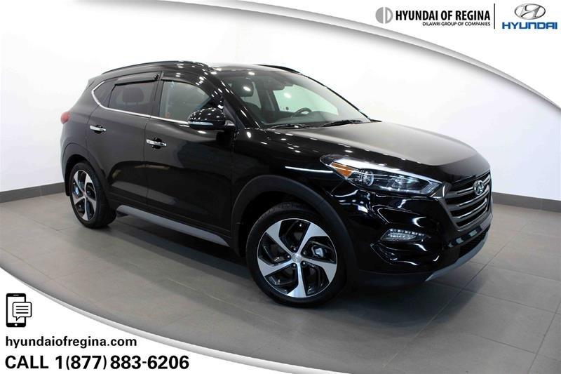 2017 Hyundai Tucson AWD 1.6T Ultimate in Regina, Saskatchewan - 1 - w1024h768px