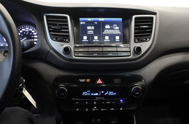2018 Hyundai Tucson AWD 2.0L SE in Regina, Saskatchewan - 7 - w1024h768px