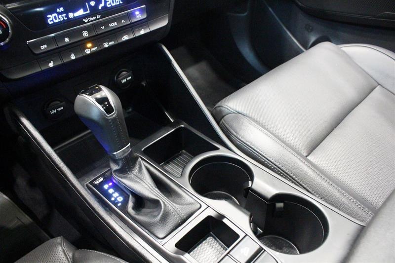 2018 Hyundai Tucson AWD 2.0L SE in Regina, Saskatchewan - 4 - w1024h768px