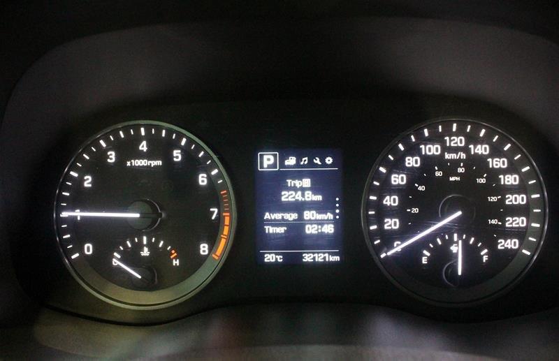2018 Hyundai Tucson AWD 2.0L SE in Regina, Saskatchewan - 2 - w1024h768px