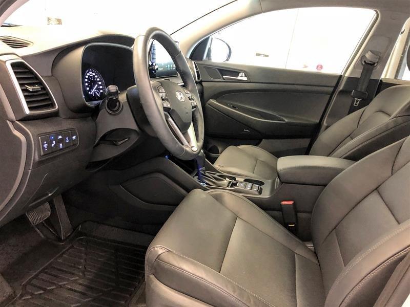 2019 Hyundai Tucson AWD 2.4L Ultimate in Regina, Saskatchewan - 5 - w1024h768px