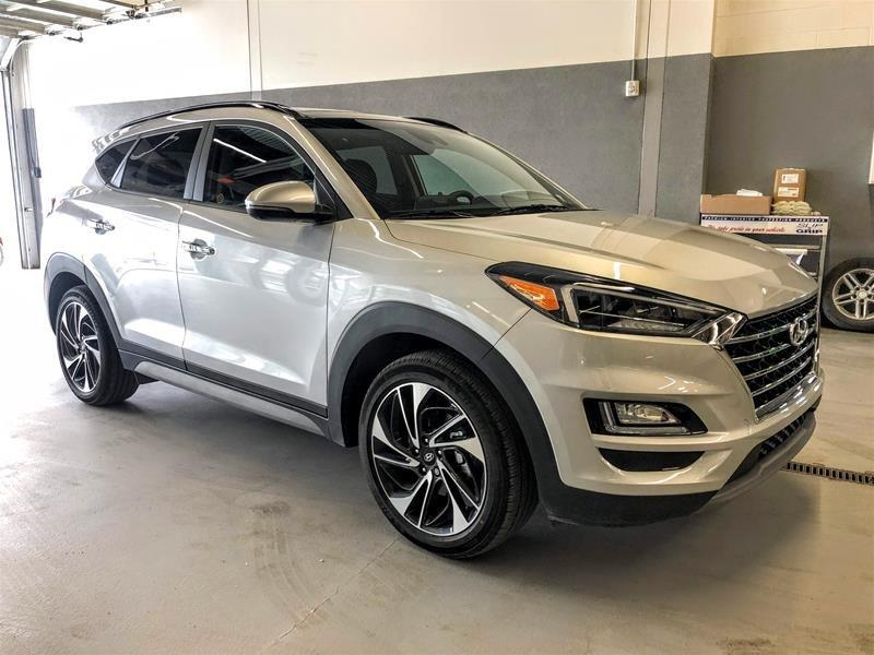 2019 Hyundai Tucson AWD 2.4L Ultimate in Regina, Saskatchewan - 2 - w1024h768px