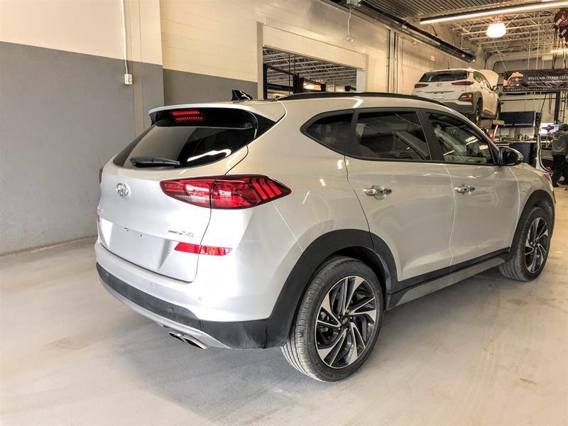 2019 Hyundai Tucson AWD 2.4L Ultimate in Regina, Saskatchewan - 3 - w1024h768px