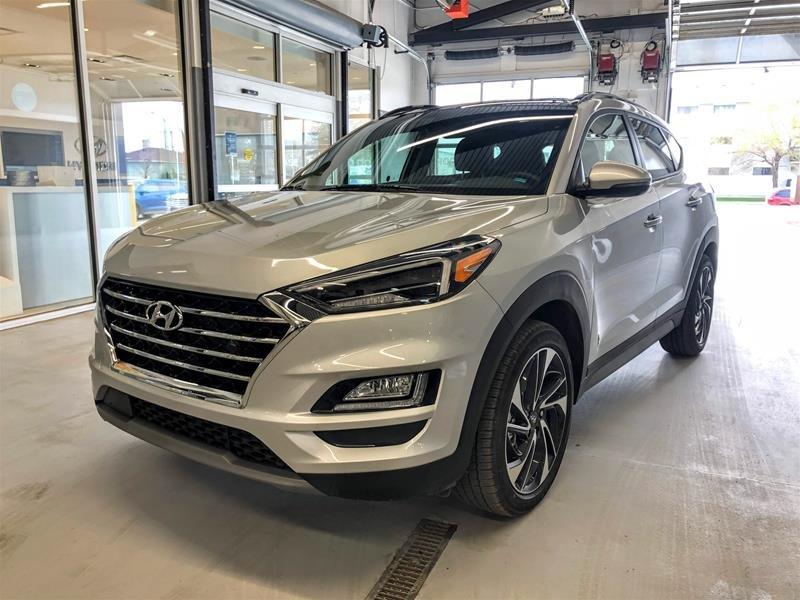 2019 Hyundai Tucson AWD 2.4L Ultimate in Regina, Saskatchewan - 1 - w1024h768px