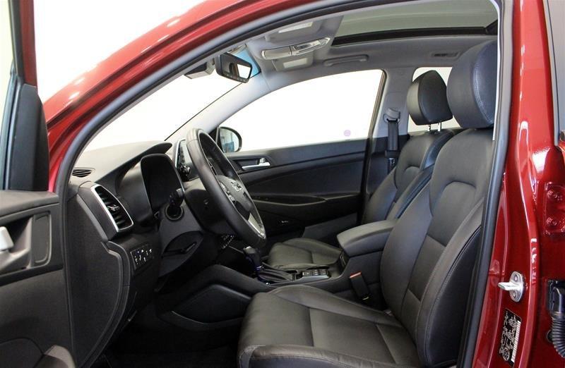 2019 Hyundai Tucson AWD 2.4L Ultimate in Regina, Saskatchewan - 10 - w1024h768px