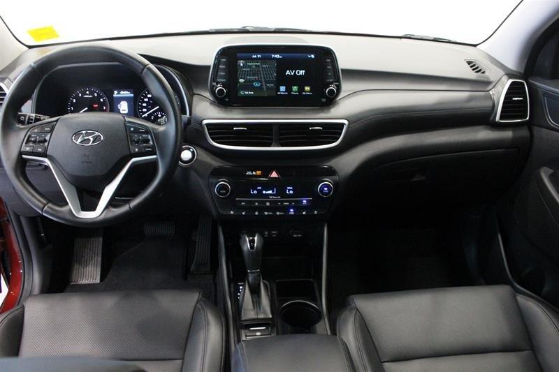 2019 Hyundai Tucson AWD 2.4L Ultimate in Regina, Saskatchewan - 14 - w1024h768px