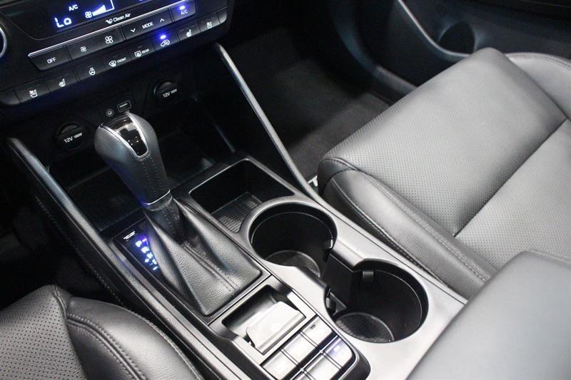 2019 Hyundai Tucson AWD 2.4L Ultimate in Regina, Saskatchewan - 4 - w1024h768px