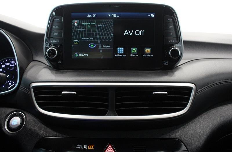 2019 Hyundai Tucson AWD 2.4L Ultimate in Regina, Saskatchewan - 7 - w1024h768px