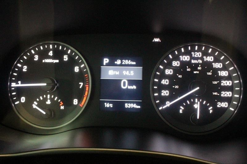 2019 Hyundai Tucson AWD 2.4L Preferred Trend in Regina, Saskatchewan - 2 - w1024h768px