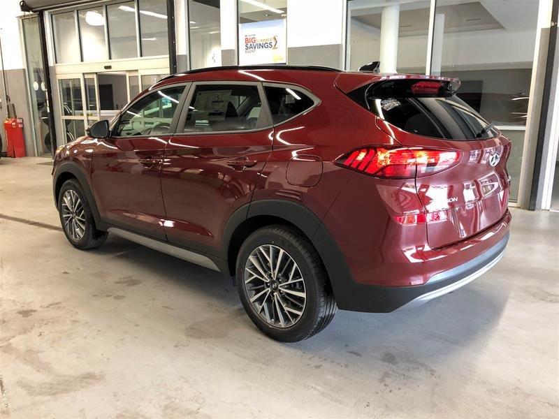 2019 Hyundai Tucson AWD 2.4L Luxury in Regina, Saskatchewan - 4 - w1024h768px