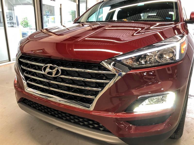 2019 Hyundai Tucson AWD 2.4L Luxury in Regina, Saskatchewan - 15 - w1024h768px