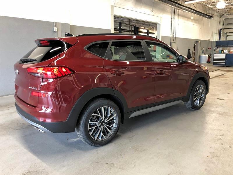 2019 Hyundai Tucson AWD 2.4L Luxury in Regina, Saskatchewan - 3 - w1024h768px
