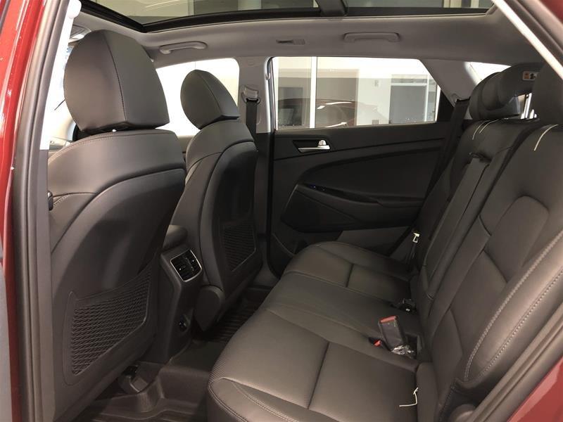 2019 Hyundai Tucson AWD 2.4L Luxury in Regina, Saskatchewan - 12 - w1024h768px