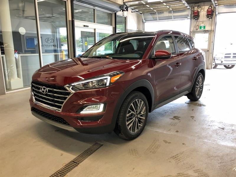 2019 Hyundai Tucson AWD 2.4L Luxury in Regina, Saskatchewan - 1 - w1024h768px