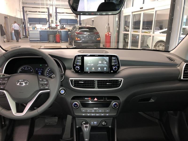 2019 Hyundai Tucson AWD 2.4L Luxury in Regina, Saskatchewan - 8 - w1024h768px