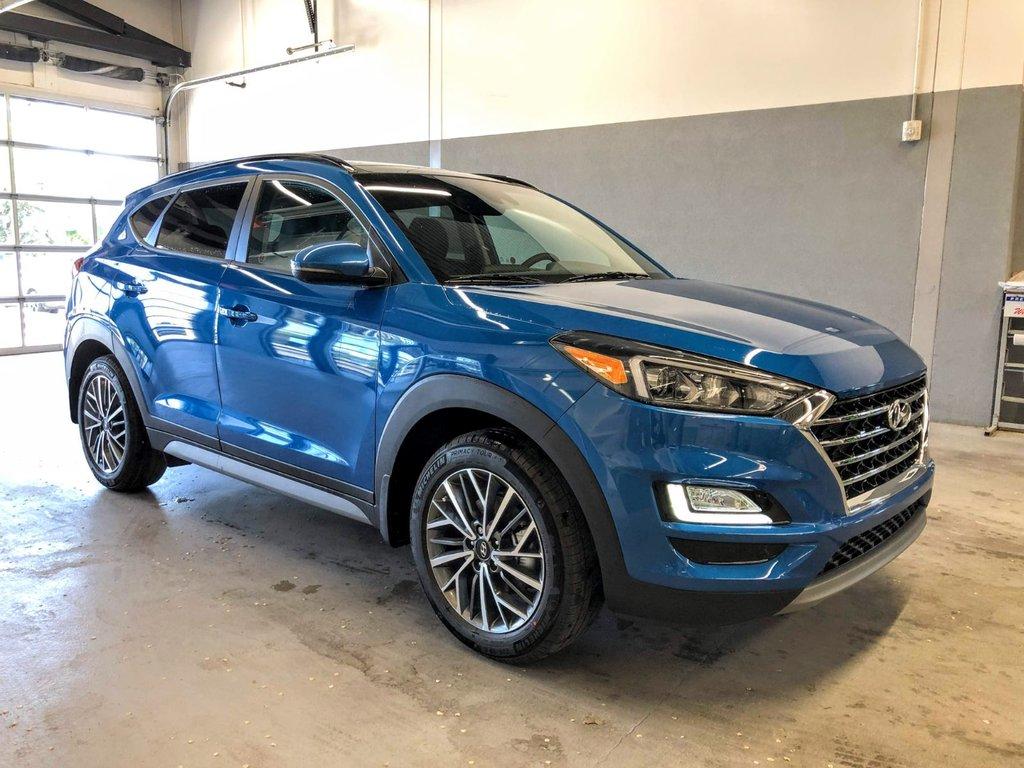 Hyundai of Regina | 2020 Hyundai Tucson AWD 2.4L Luxury ...