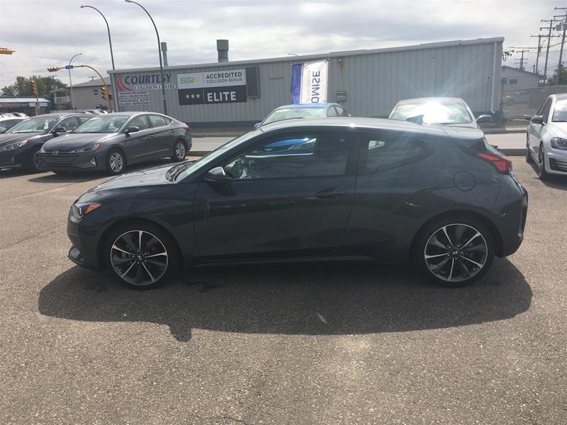 2019 Hyundai Veloster Base - at in Regina, Saskatchewan - 3 - w1024h768px