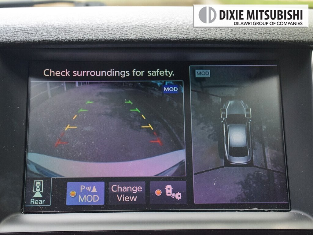 2015 Infiniti Q50 AWD in Mississauga, Ontario - 20 - w1024h768px