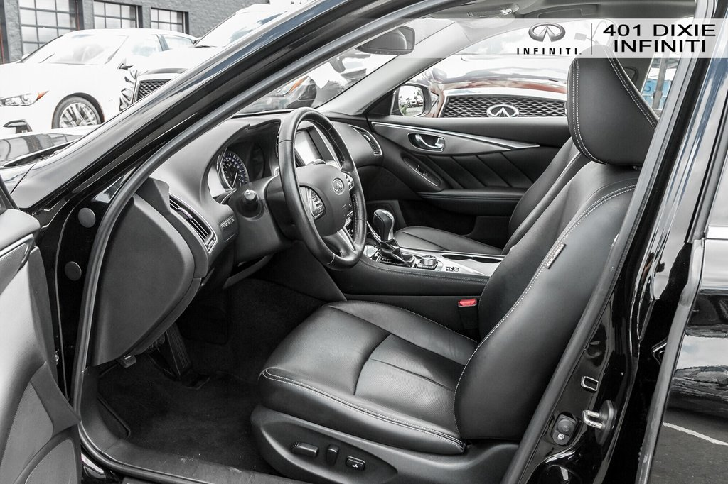 2015 Infiniti Q50 AWD in Mississauga, Ontario - 9 - w1024h768px