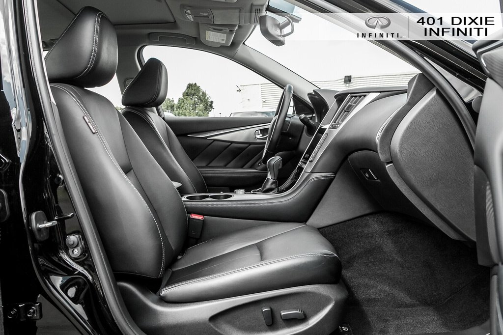 2015 Infiniti Q50 AWD in Mississauga, Ontario - 18 - w1024h768px