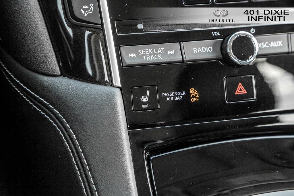 2015 Infiniti Q50 AWD in Mississauga, Ontario - 17 - w1024h768px