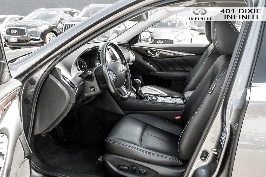 2015 Infiniti Q50 AWD in Mississauga, Ontario - 9 - w1024h768px