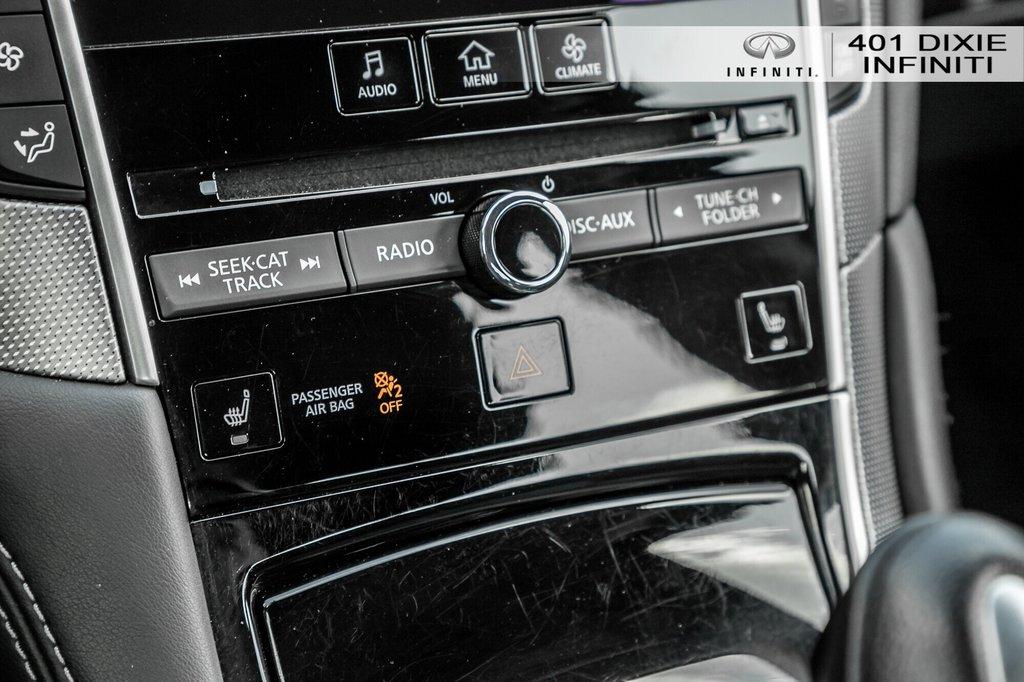 2015 Infiniti Q50 AWD in Mississauga, Ontario - 15 - w1024h768px