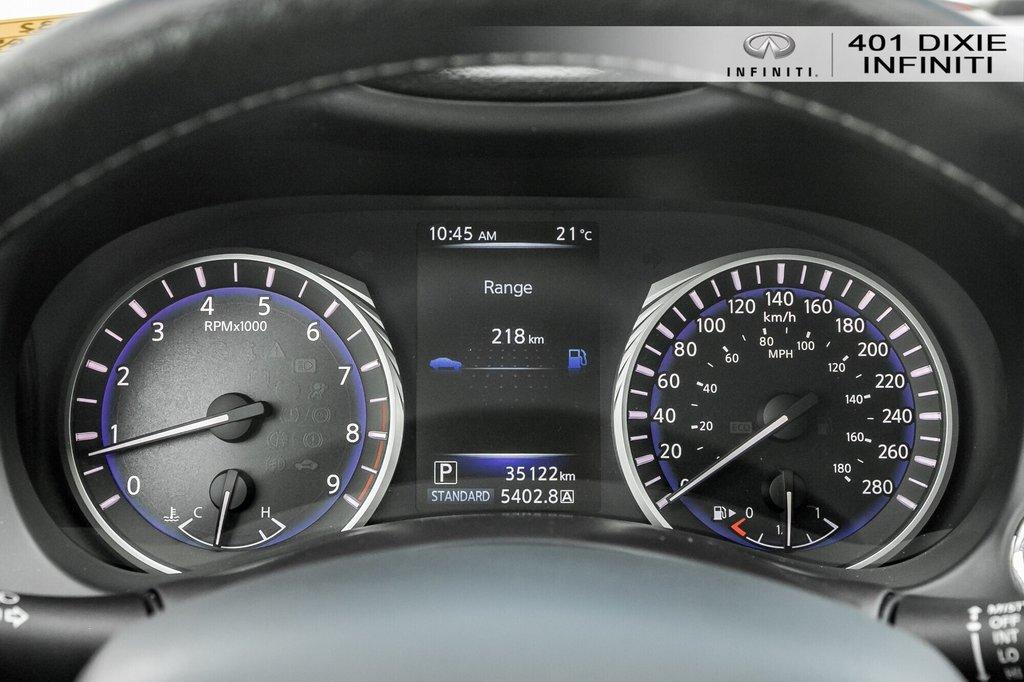 2015 Infiniti Q50 AWD in Mississauga, Ontario - 11 - w1024h768px