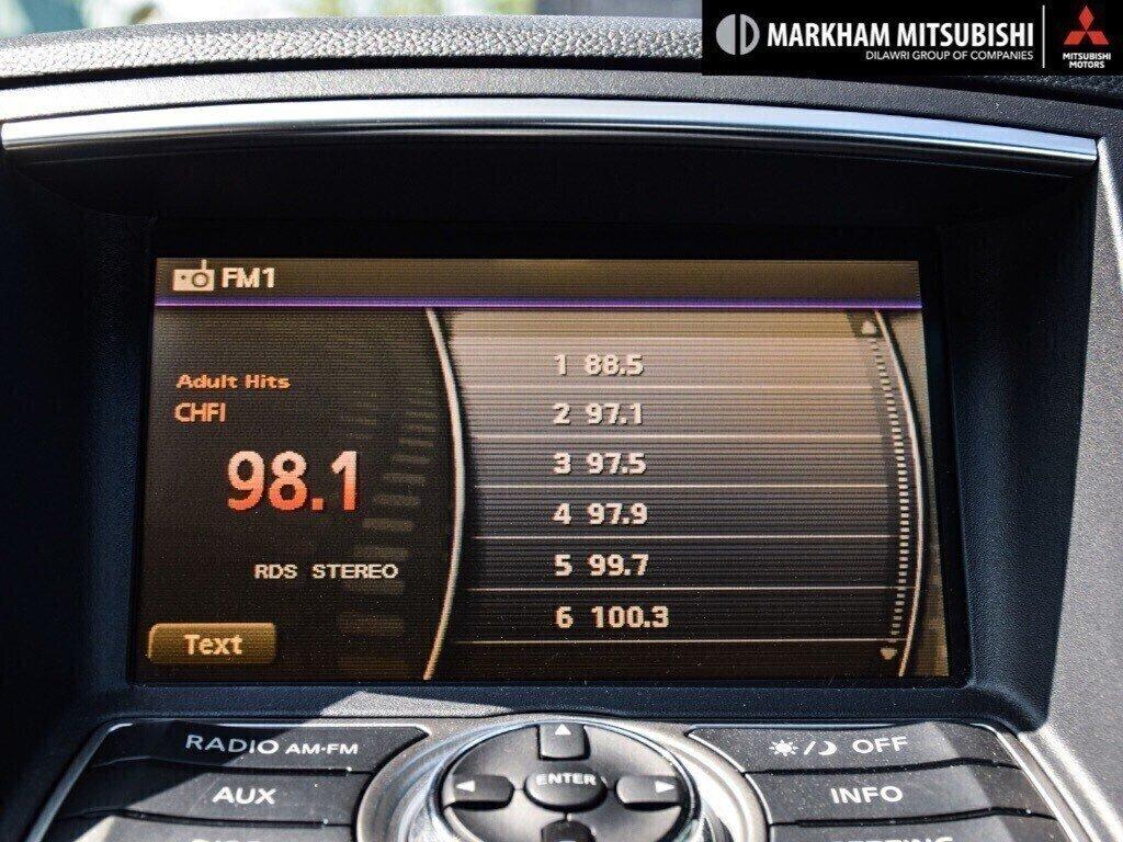 2014 Infiniti Q60 Coupe Premium Sport AWD in Markham, Ontario - 19 - w1024h768px