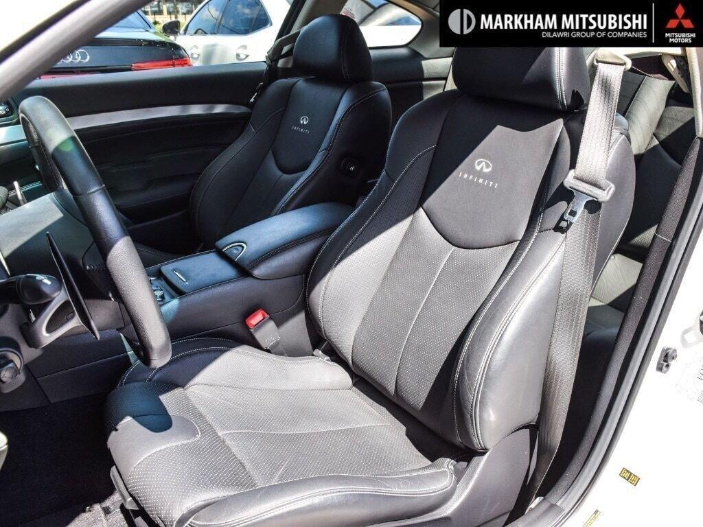 2014 Infiniti Q60 Coupe Premium Sport AWD in Markham, Ontario - 9 - w1024h768px