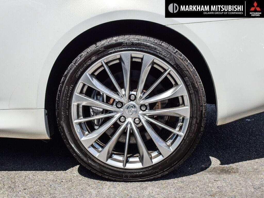 2014 Infiniti Q60 Coupe Premium Sport AWD in Markham, Ontario - 8 - w1024h768px