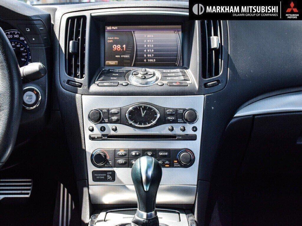 2014 Infiniti Q60 Coupe Premium Sport AWD in Markham, Ontario - 18 - w1024h768px