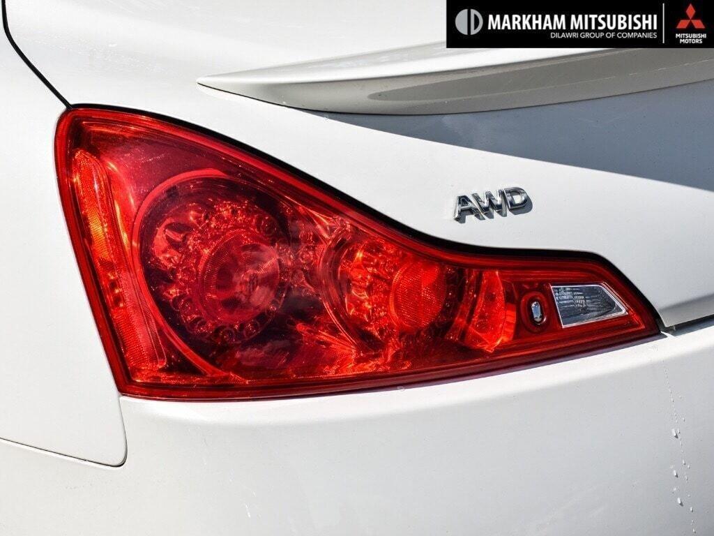 2014 Infiniti Q60 Coupe Premium Sport AWD in Markham, Ontario - 6 - w1024h768px