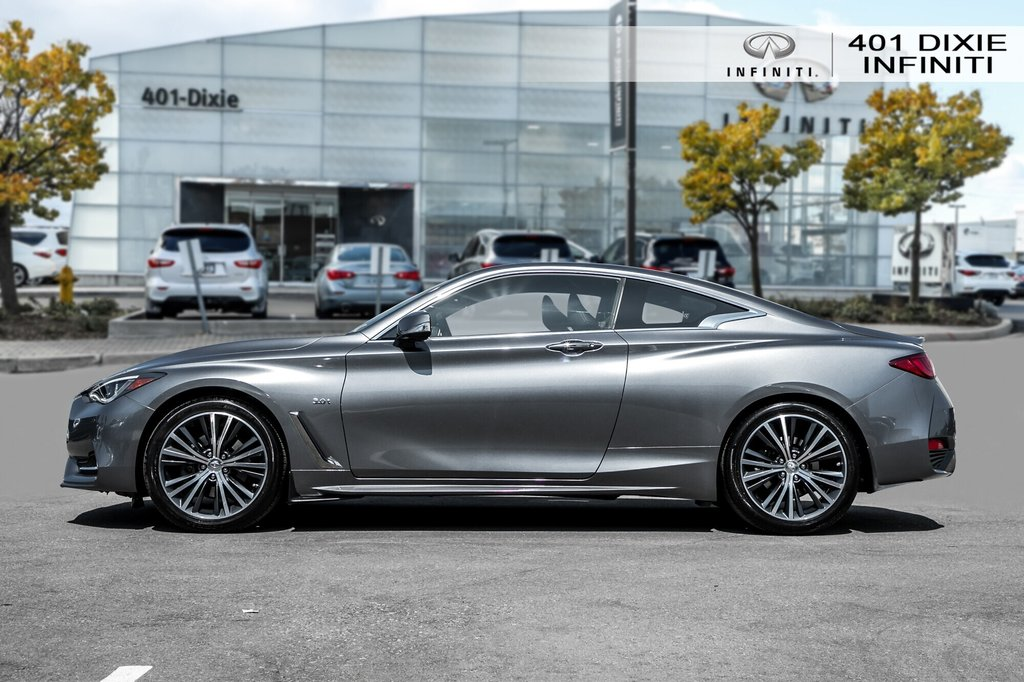 2017 Infiniti Q60 3.0T AWD in Mississauga, Ontario - 3 - w1024h768px