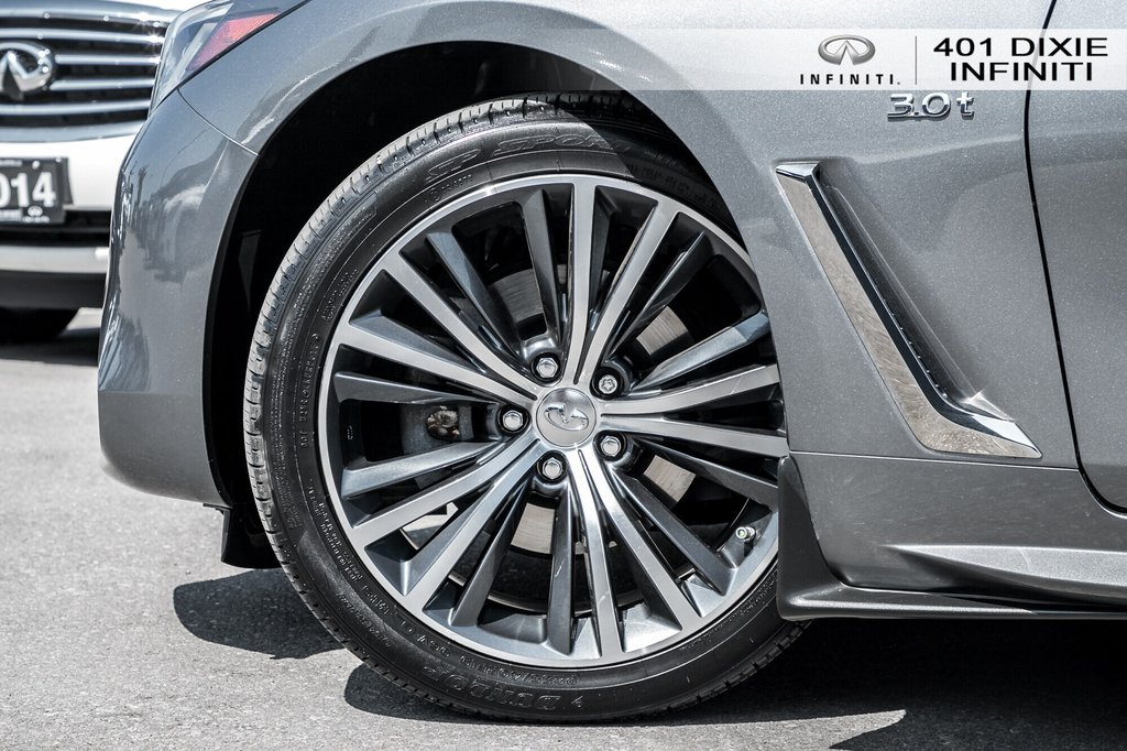 2017 Infiniti Q60 3.0T AWD in Mississauga, Ontario - 5 - w1024h768px