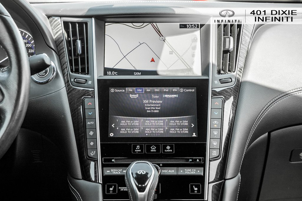 2017 Infiniti Q60 3.0T AWD in Mississauga, Ontario - 21 - w1024h768px