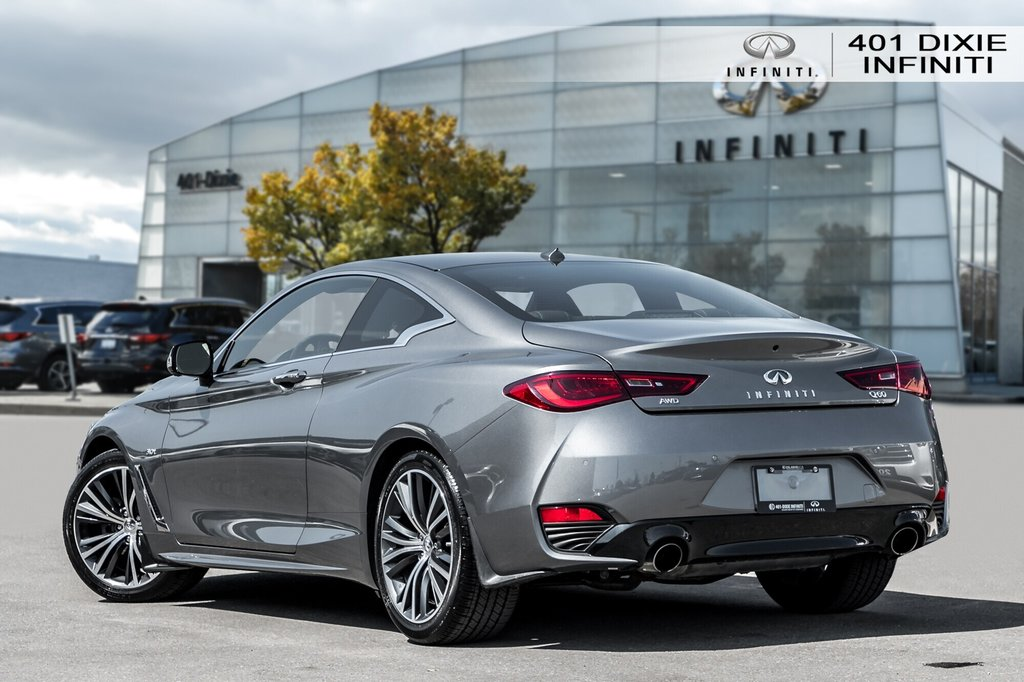 2017 Infiniti Q60 3.0T AWD in Mississauga, Ontario - 4 - w1024h768px