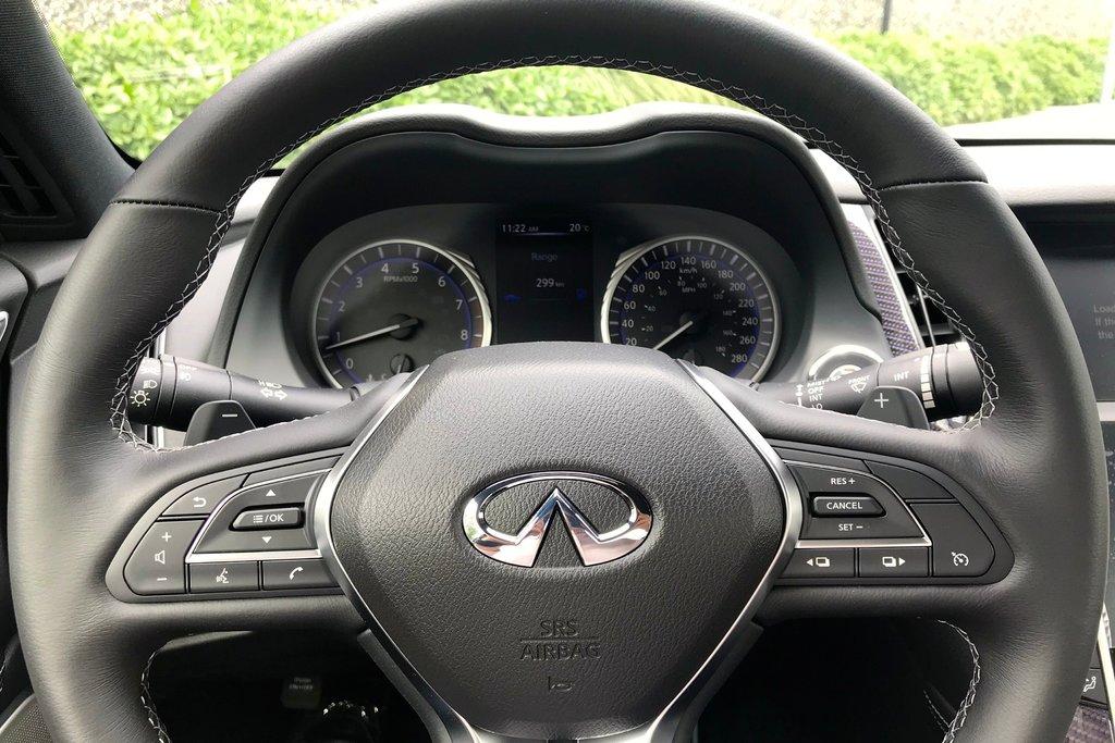 2018 Infiniti Q60 3.0T Sport AWD in North Vancouver, British Columbia - 7 - w1024h768px