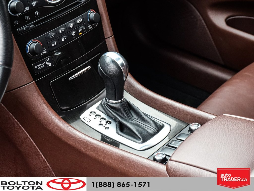 2016 Infiniti QX50 Wagon in Bolton, Ontario - 10 - w1024h768px