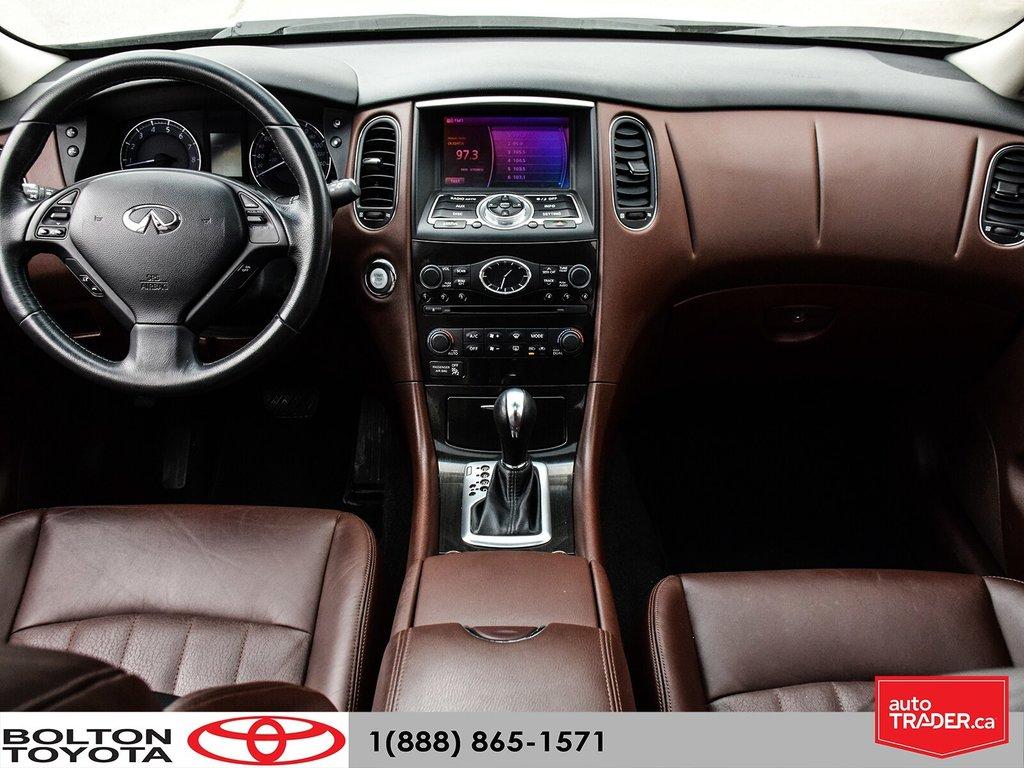 2016 Infiniti QX50 Wagon in Bolton, Ontario - 21 - w1024h768px