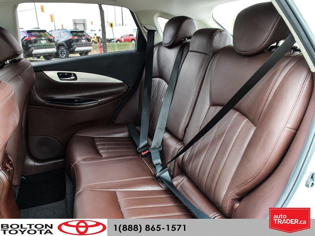 2016 Infiniti QX50 Wagon in Bolton, Ontario - 14 - w1024h768px